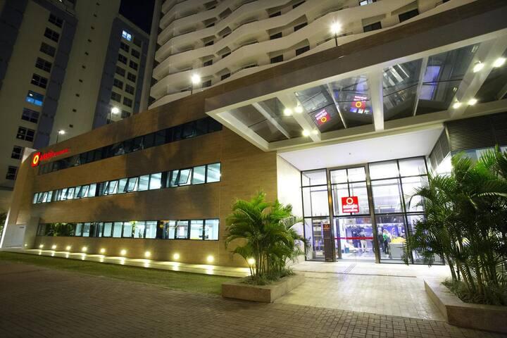Apartamento TOP na melhor região da cidade!!