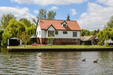 The Willows Wroxham - Wroxham - Casa
