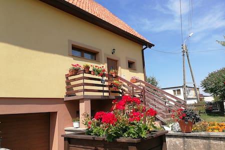 Pokoje Gościnne Krystyna- Pokój z balkonem