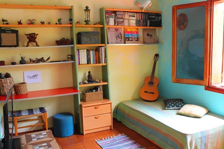Montaña room Ingart Art House