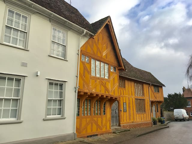 15th Century medieval cottage: Lavenham Cottitch - Lavenham - Ev