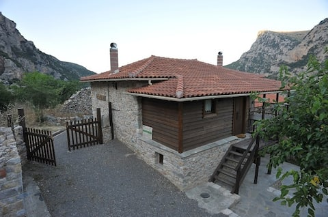 Casa de hóspedes folclórica