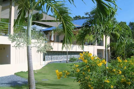 1 bedroom villa with pool. Twin Villa A - Villa