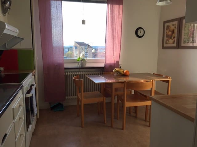 A room with a view! - Norrköping - Apartamento