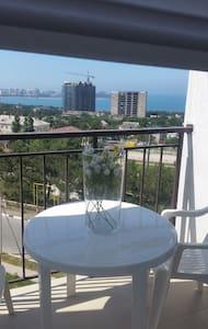 Новая квартира с видом на море - Gelendzhik
