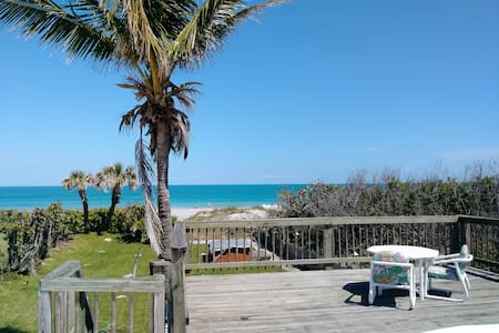 Cocoa Beach oceanfront apartment