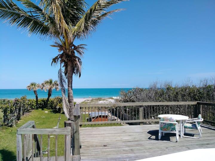 Cocoa Beach oceanfront apartment
