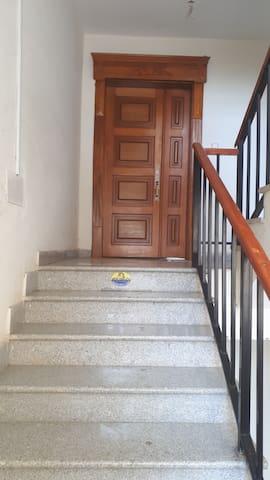 Stairway_front door