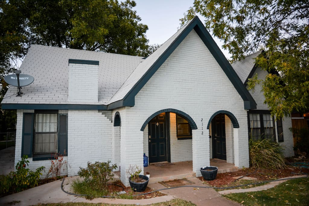 Bed  Bath House For Rent Lubbock