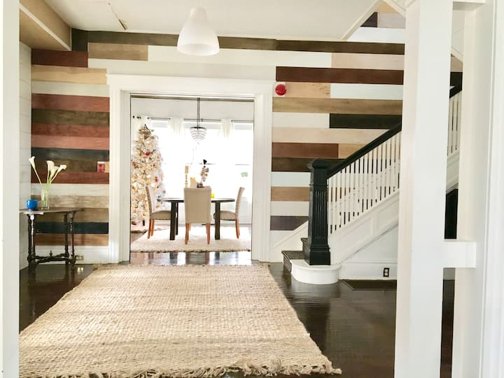 Architectural digest MOST BEAUTIFUL AIRBNB IN BAMA