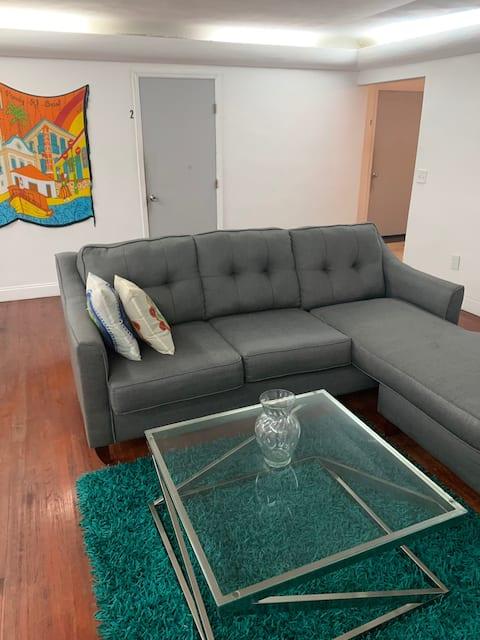 Uptown BnB Master Suite