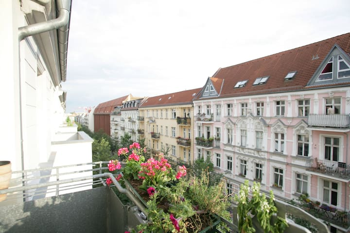 Beautiful Flat in Prenzlauer Berg