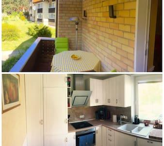 Luxuriöse Ferienwohnung mit Sauna - Nida - Appartamento
