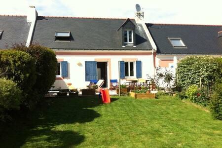 Jolie maison à Belle Île en Mer - Bangor - Haus