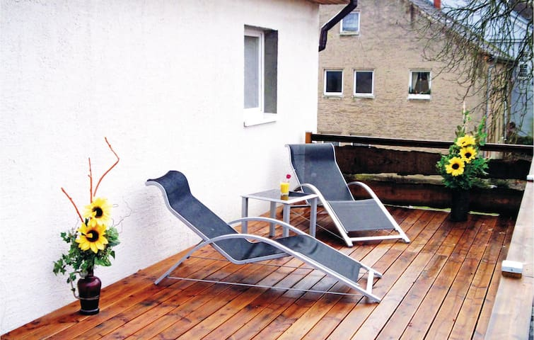 Holiday apartment with 1 room on 45 m² in Rubkow