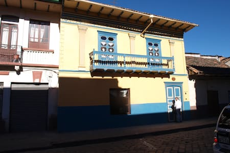 Beautiful colonial house in center - Cuenca Canton