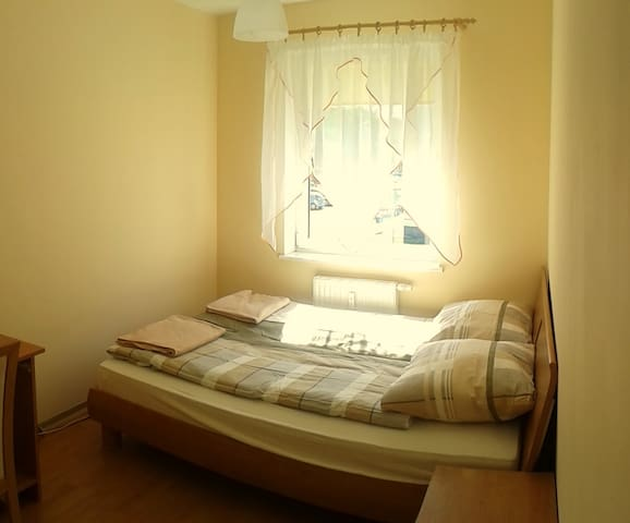 The secluded Apartment in Ustka - Ustka - Apartment