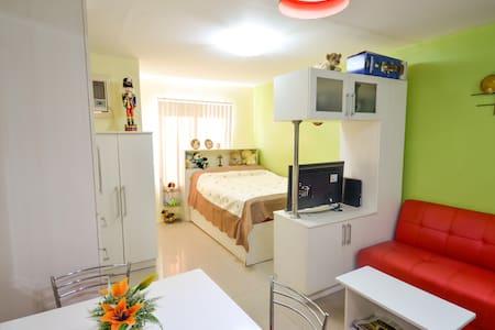 Cebu Condo w/ High Speed Internet -newly connected - Mandaue City - Apartment - 1