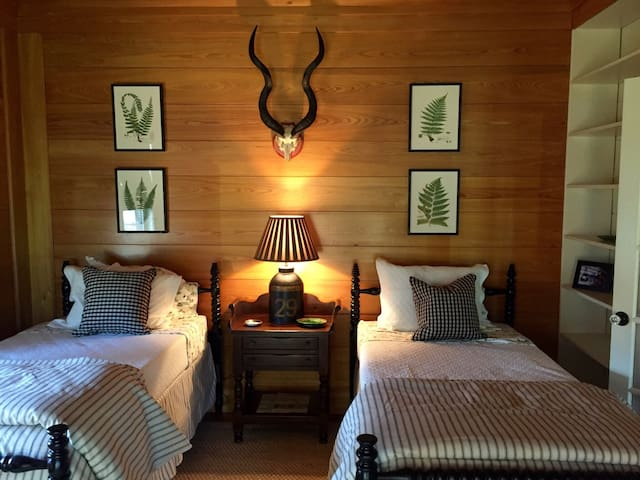 Sweetwater Farm Lodge - Thomson - Natuur/eco-lodge