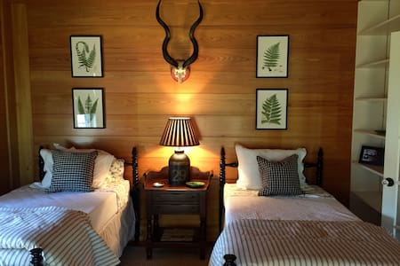 Sweetwater Farm Lodge - Thomson - Allotjament sostenible a la natura
