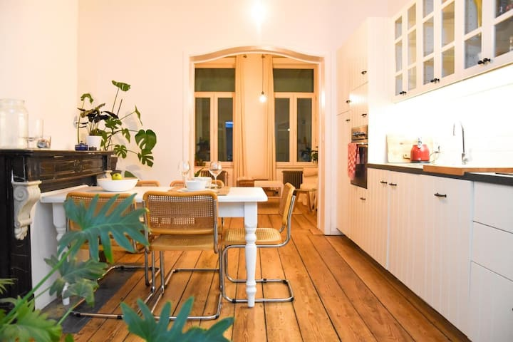 Cosy one-room apartment in the center of Brussels