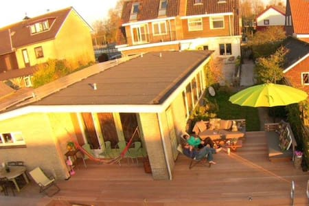 Cosy family house on the water - Vinkeveen - Rumah
