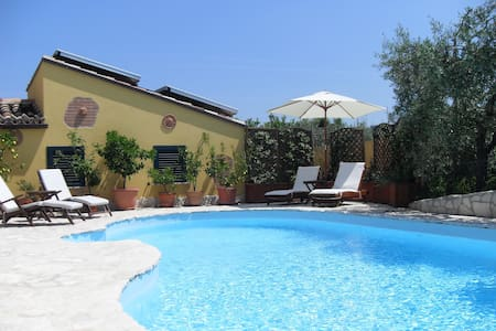 Boutique Bed & Breakfast with pool - Teramo - Oda + Kahvaltı
