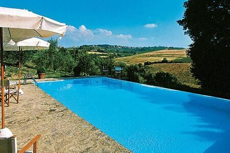 5Bedrs VILLA one step from Florence - Montespertoli - Loc. Montagnana V.P. - Villa