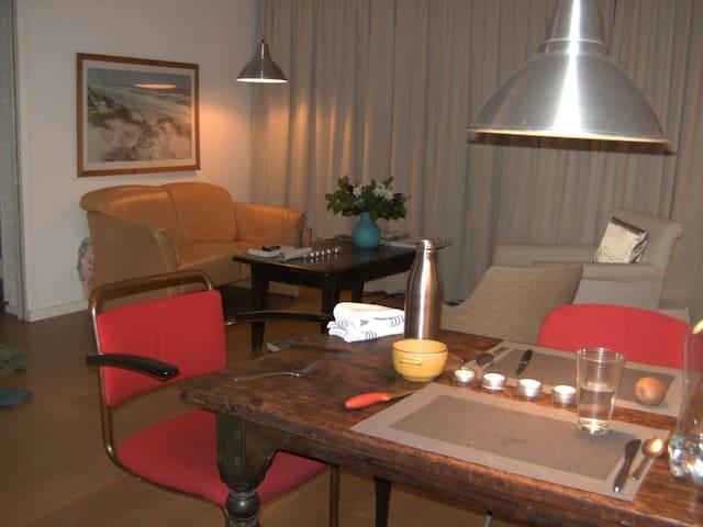 appt onder de vuurtoren, Haamstede - Burgh-Haamstede - Apartamento
