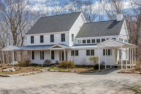 Mystic Contemporary Colonial - Groton