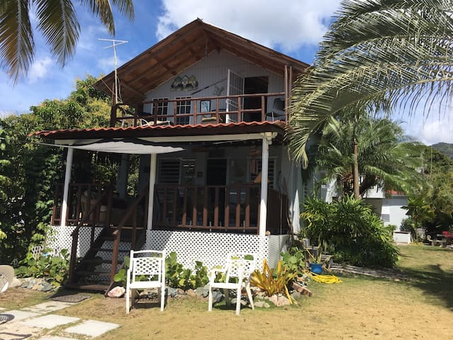Charming Beach Bungalow - Patillas - Hus