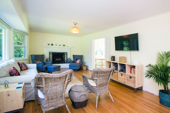 North Fork home close to beaches, farms, and wine! - Mattituck - Σπίτι