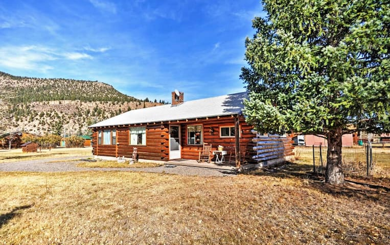 Lovely 2BR South Fork House w/Mountain Views! - South Fork - Huis