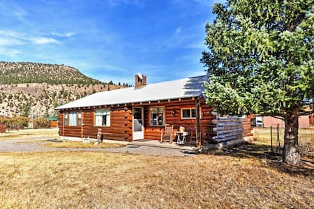 Lovely 2BR South Fork House w/Mountain Views! - South Fork