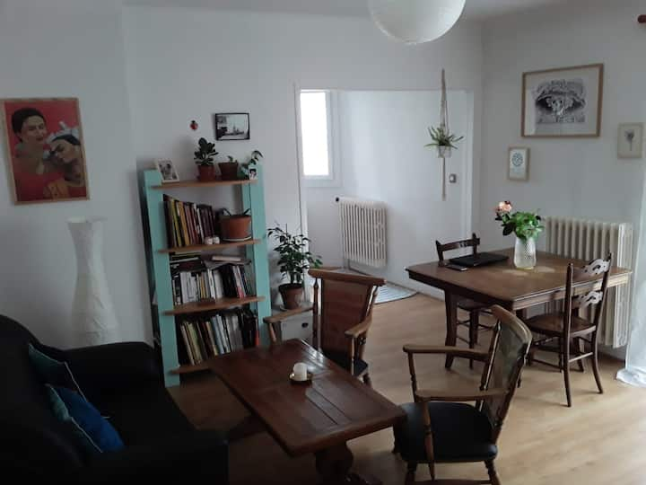 Bel appartement lumineux quartier Saint-Agne