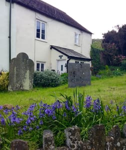 St George's Cottage, dog friendly - Dunster - Rumah