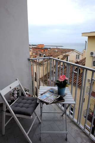 B&B Salerno In Alto Mare - Camera Cilento