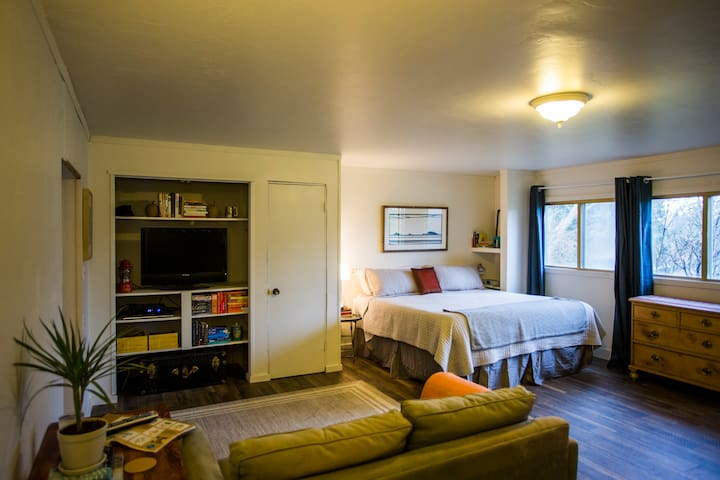Private Hood River Studio - Hood River - Apartamento