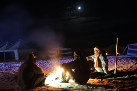 Campement Dunes Insolites