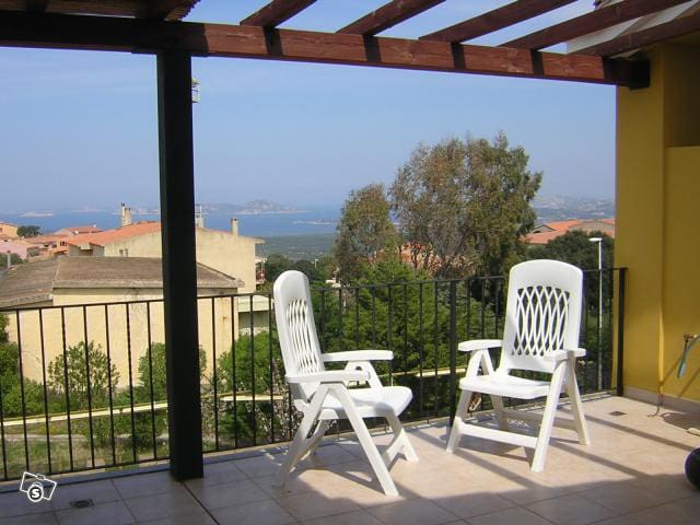 Panoramico Arcipelago Maddalena - San Pasquale - Pis
