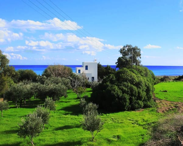 Beautifull villa, southern Rhodes - Rodos - Willa