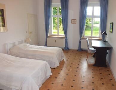Försterwohnung auf dem Rittergut! - Apartment