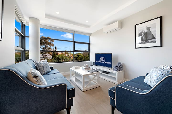 Beautiful 2 Bed Standard Apartment in St Kilda