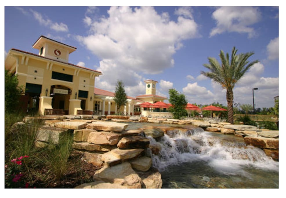 Orlando Fl 1 Br Orange Lake Resort Villas For Rent In Kissimmee Florida United States