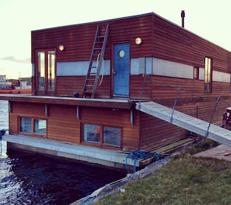 Floating palace in Cph - Copenaghen - Barca
