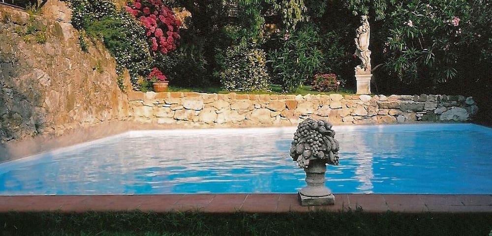 villa medicea Firenze - Calenzano - Willa