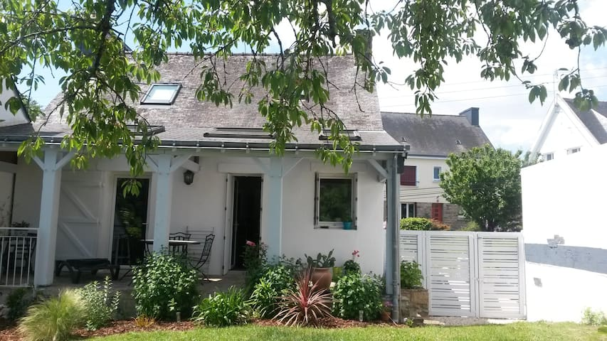 Maison bretonne de caractère - Brech - Rumah