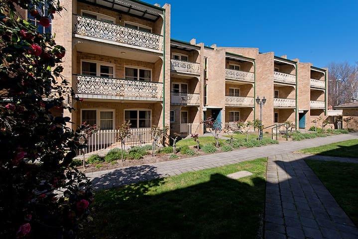 Arygle Apartments 2 bdrm - Canberra - Reid - Appartement