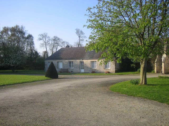 Small cottage 3/4 persons - Géfosse-Fontenay - Haus