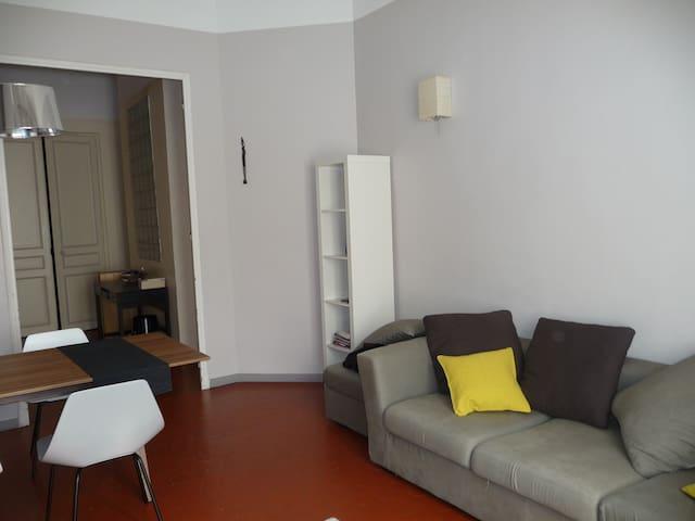 chambre ds appart  bord de plage - Toulon - Apartmen